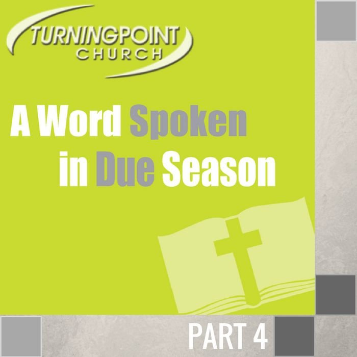 04(K051) - A Guiding Word To The Directionless Christian