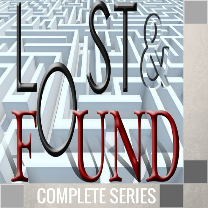 04(J022-J025) - Lost And Found - Complete Series
