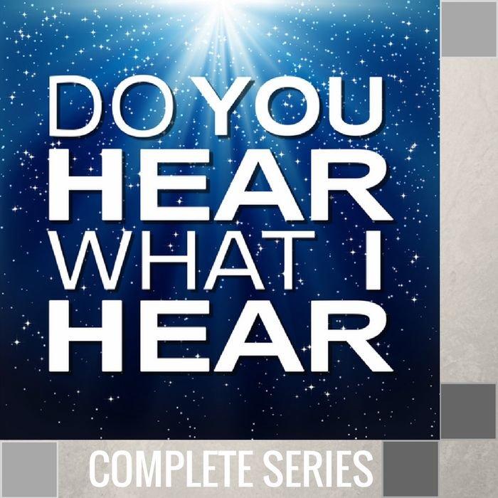 04(I032-I035) - Do You Hear What I Hear? - Complete Series