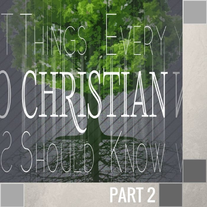 02(I037) - Authority Of Scripture