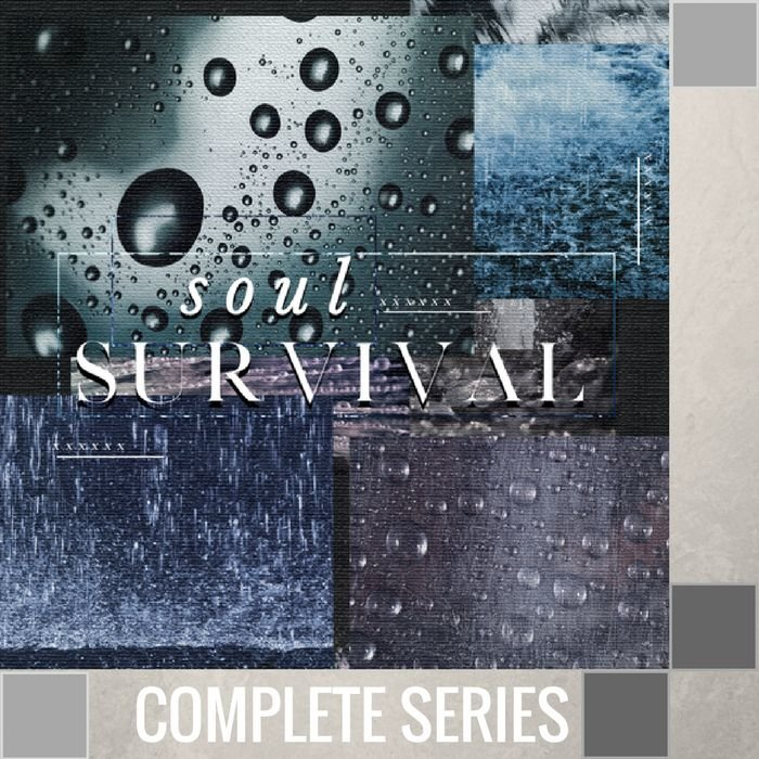 04(J018-J021) - Soul Survival - Complete Series