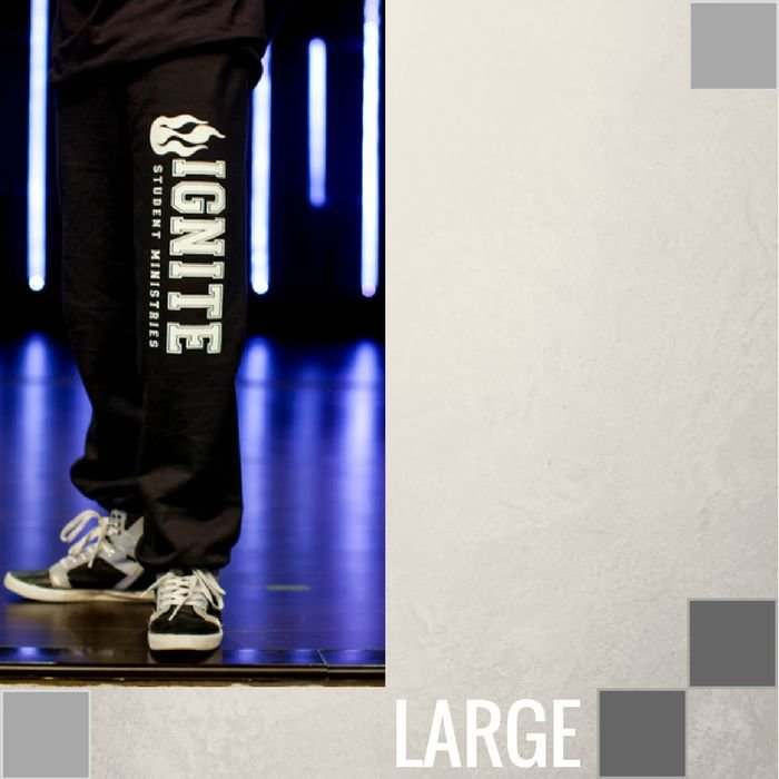 Ignite Student Ministry Sweatpants