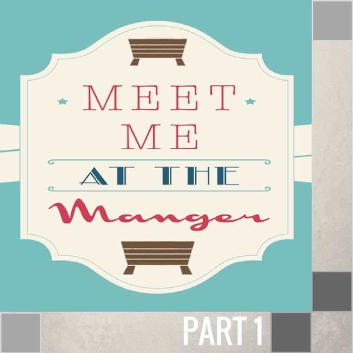 00(K046) - Meet Me At the Manger