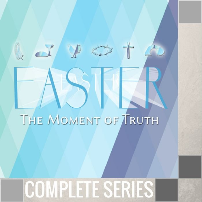 06(R035-R040) - EASTER {The Moment Of Truth} - Complete Series