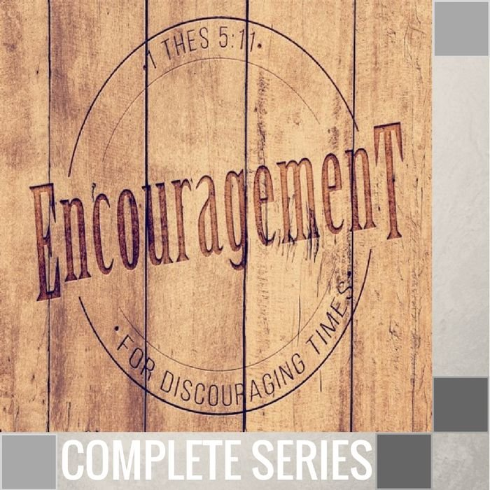04(F044-F047) - Encouragement For Discouraging Times - Complete Series