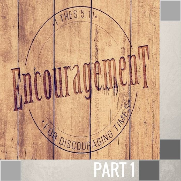 01(F044) -  How To Encourage Yourself