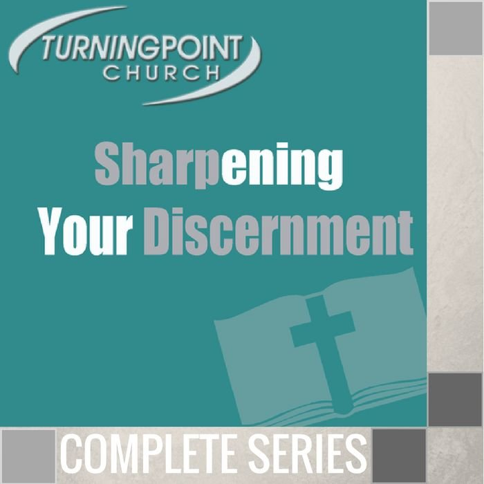 16(M010-M025) - Sharpening Your Discernment - Complete Series