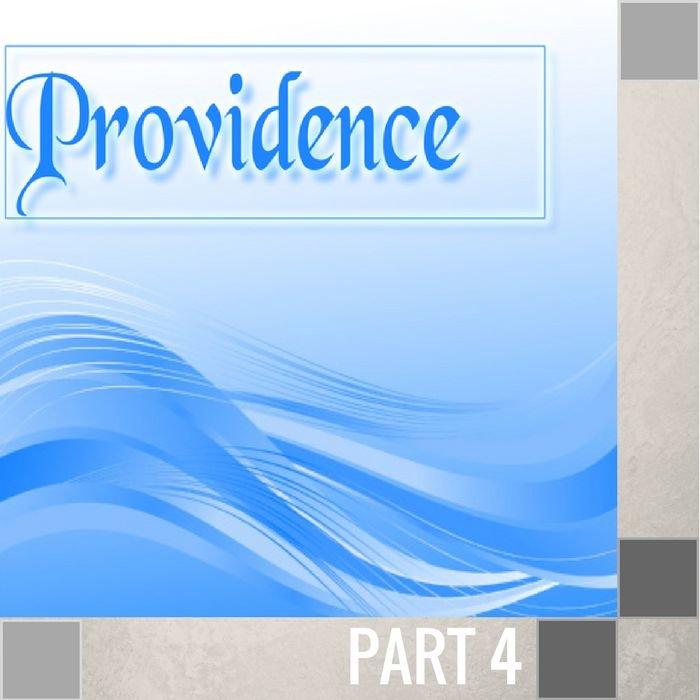 04(C012) - Abraham - Providence At Work Through Desperate Need