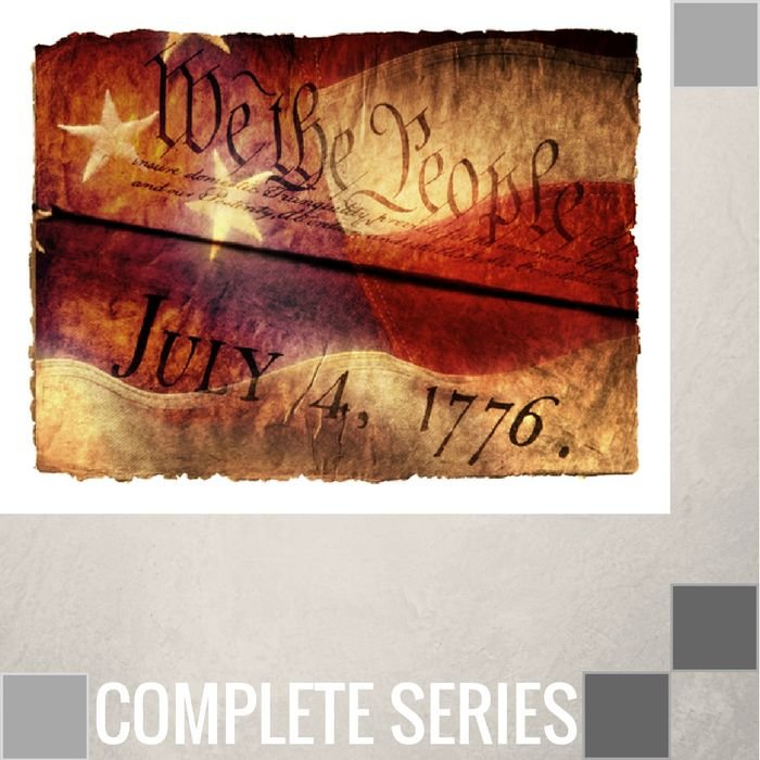 06(H001-H016) - America At The Crossroads - Complete Series