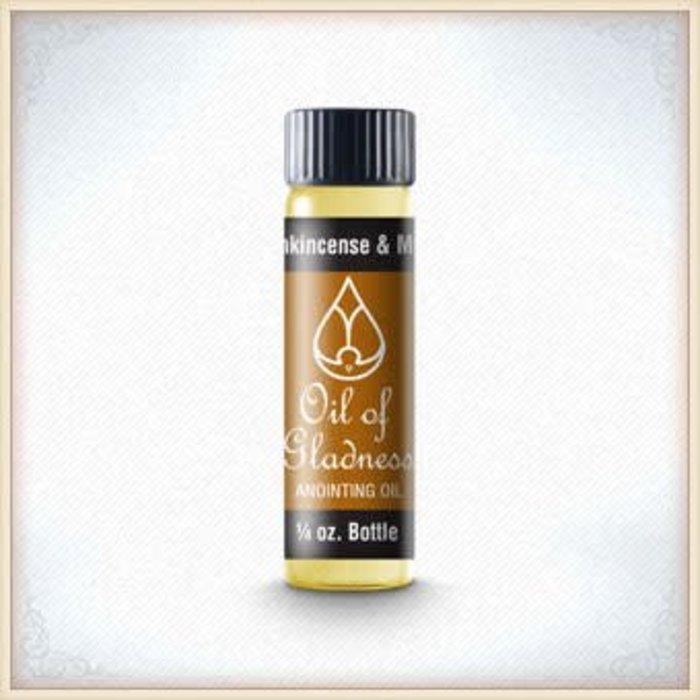 1/4oz Frankincense and Myrrh