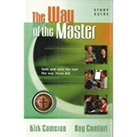 The Way Of The Master Green Book By Kirk Cameron and Ray Comfort