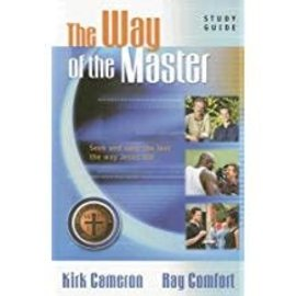 The Way Of The Master Blue By Kirk Cameron and Ray Comfort