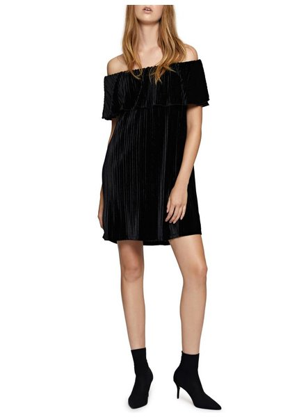 Sanctuary Zodiac Off Shoulder Dress