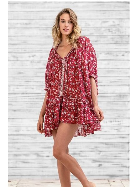 Poupette St Barth Dress Poncho