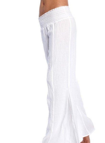 Debbie Katz Ruched Pants