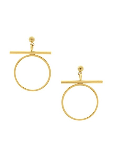 Five and Two Milly Earring