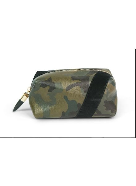 Kempton & Co Camo Cosmetic Case