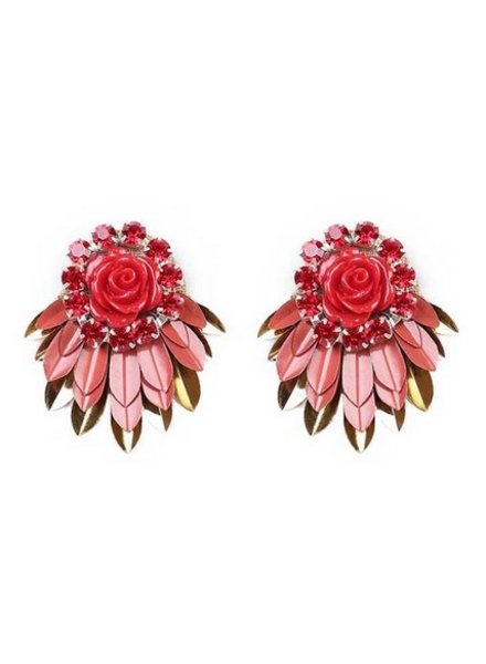 Deepa Gurnani Cylee Earrings