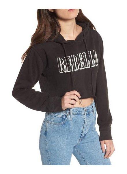 Junk Food Rebelle Hooded Sweatshirt