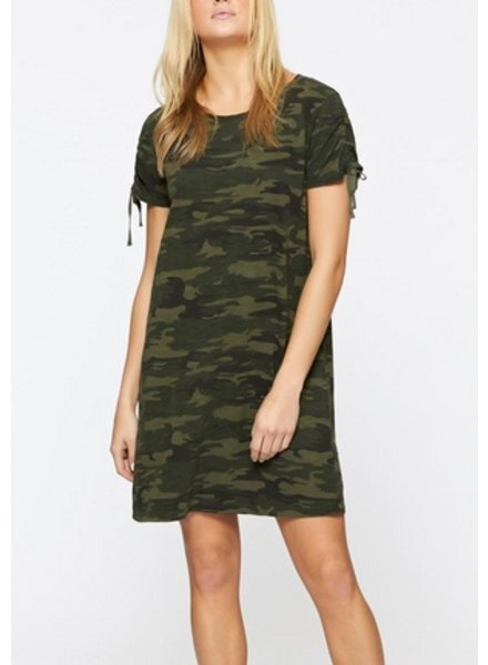 Sanctuary Ojai Camo T-Shirt Dress