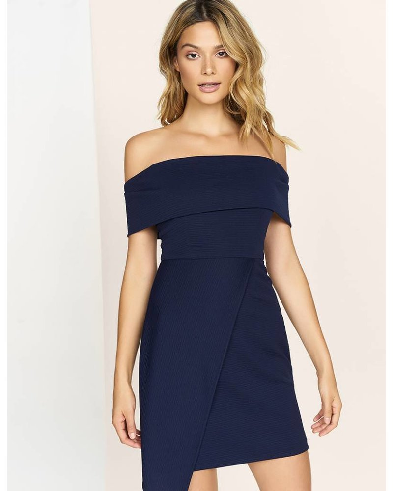 Hutch Jolene Off the Shoulder Dress