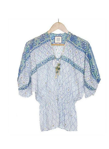 Bell Kimono Bouse