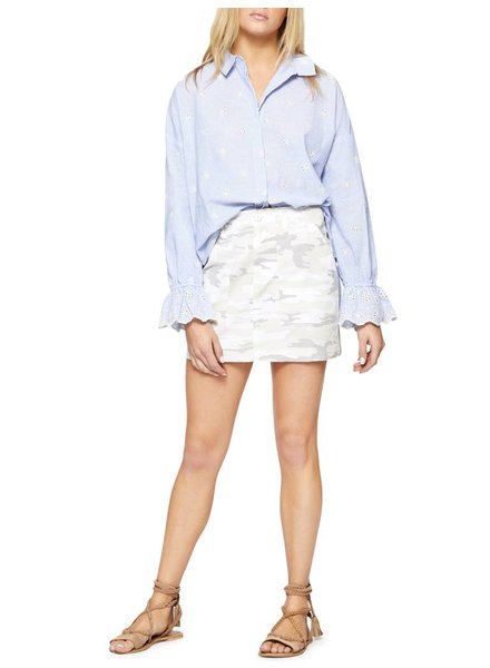 Sanctuary Skirt w/ Release Hem