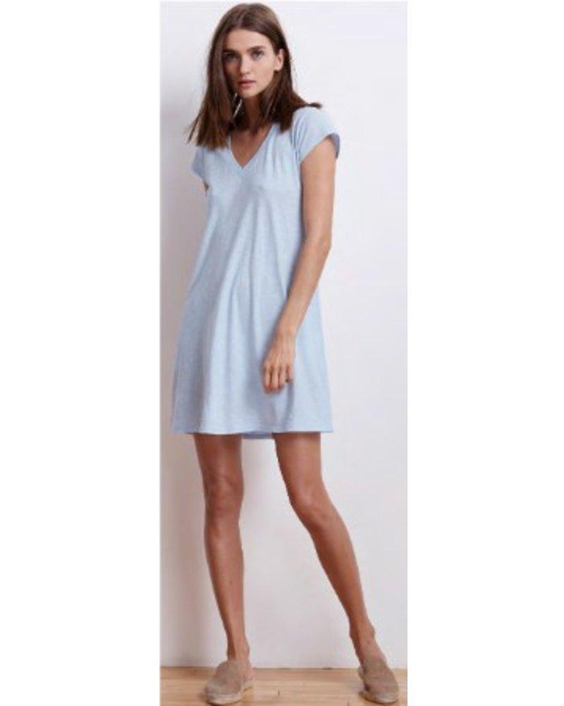 Velvet by Graham and Spencer Ginnifer Heather Grey Dress