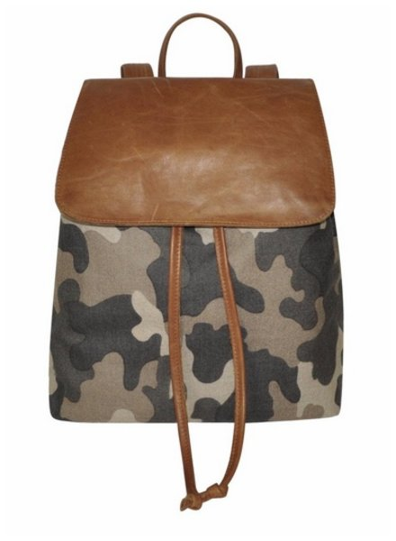 Paisley Road Camo Backpack