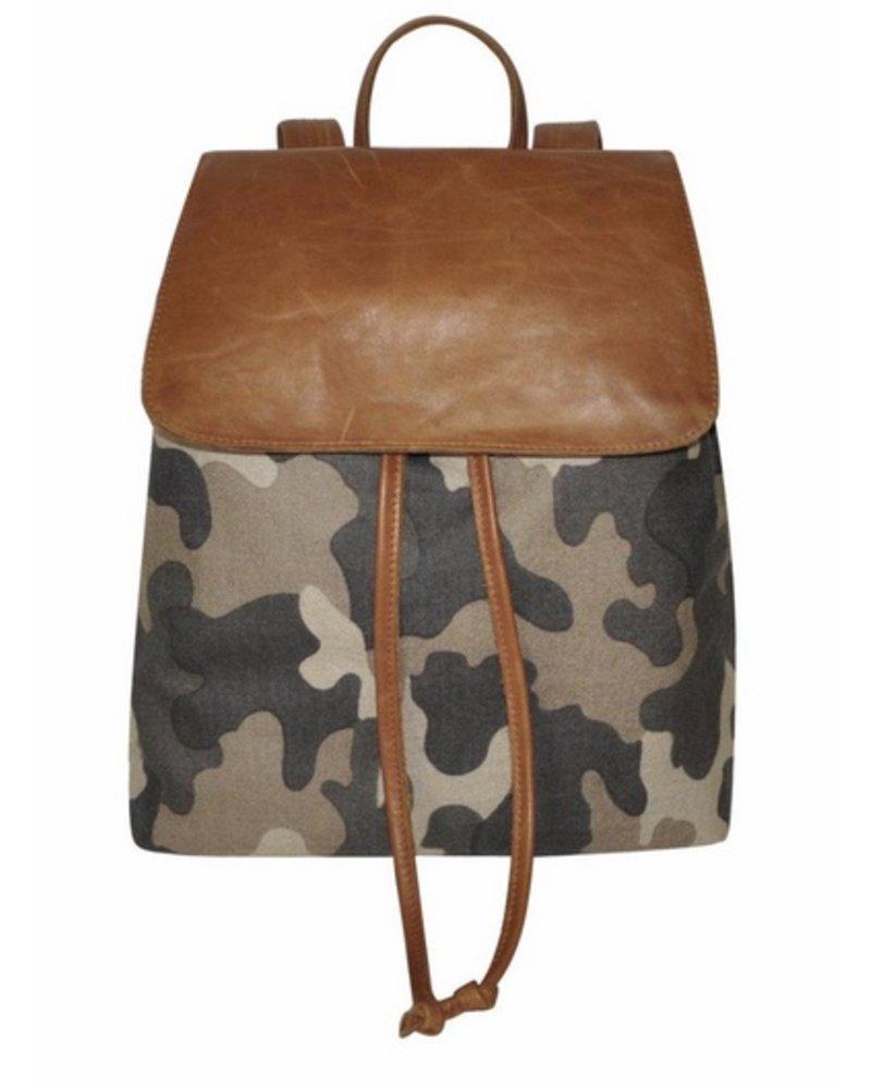 Paisley Road Camo Backpack