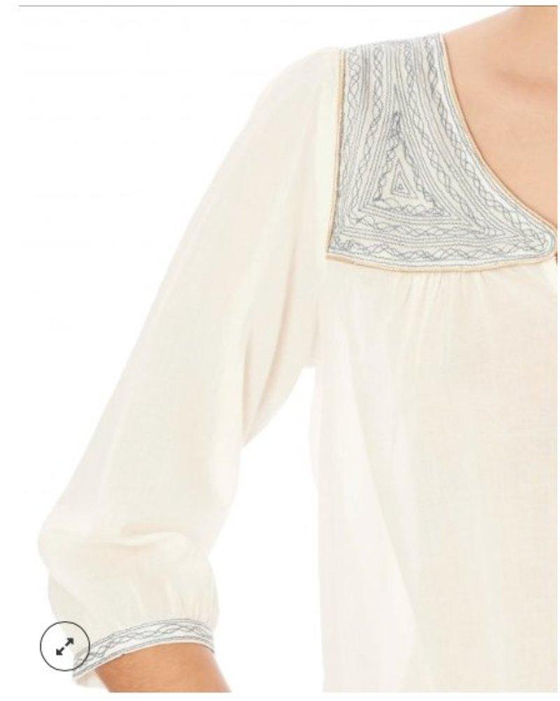 Star mela Kirti Embroidered Top