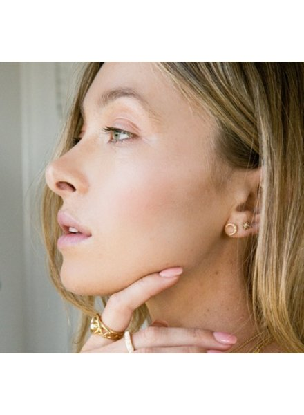 Five and Two Sydnee Petite Star Earring
