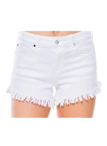 Elan Frayed Edge Shorts