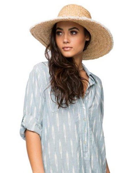 Subtle Luxury Aloha Hat