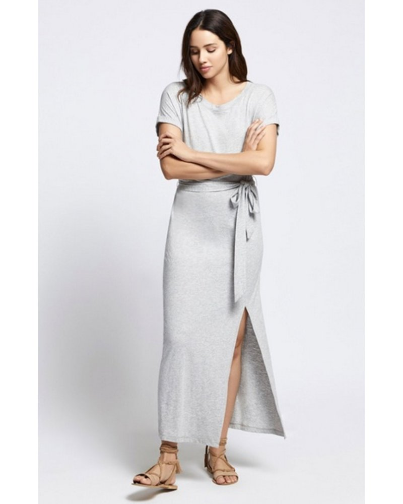 isle t shirt maxi dress no 109 With robe longue tee shirt