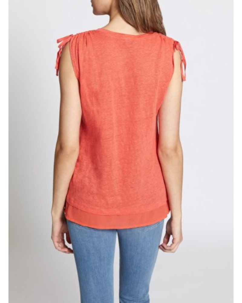Sanctuary Nora Mix Tee