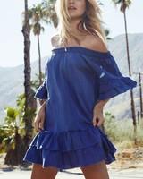 Rails Alina Off Shoulder Dress