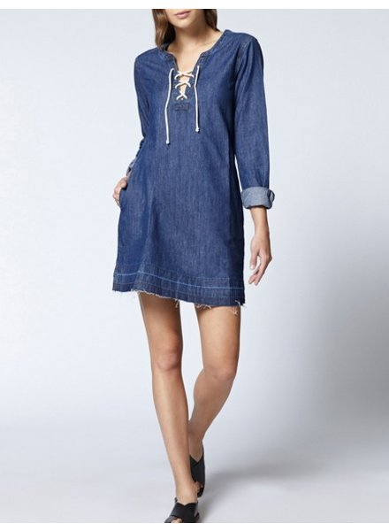 Sanctaury Faith Denim Shift Dress