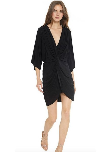 Misa Teget Bell Sleeve Dress