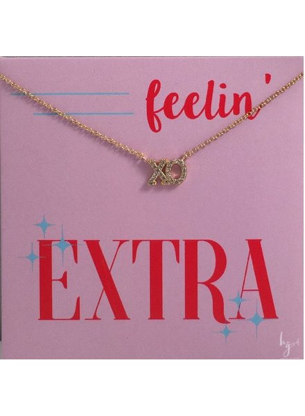 Be The Good Feeling Extra XO Pave