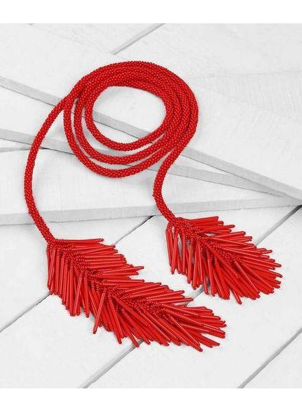 Deepa Gurnani Wrylee Necklace