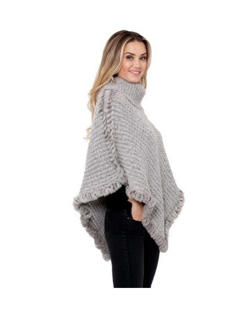 Love token India Poncho