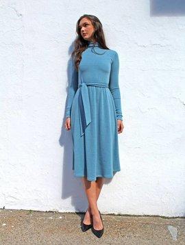 Betty Dress (Sage Knit)