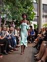 Puff Sleeve Midi Gown (Mint)