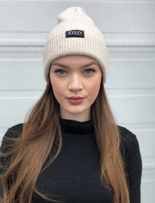 Sooley Designs Hat - Cashmere (Bone)