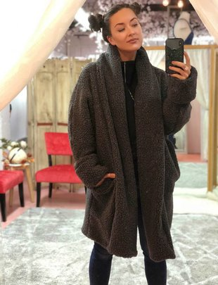Sooley Designs Soho Coat - Ruxpin Charcoal