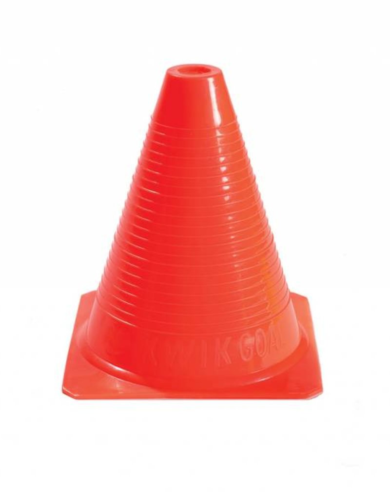 "Kwikgoal 6"" Orange Practice Cone"