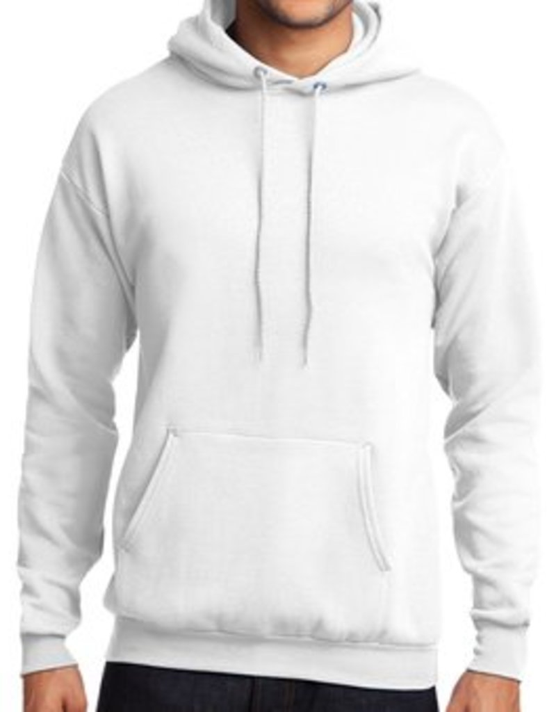 Core Fleece Hooded Pullover