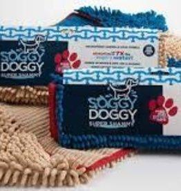 SOGGY DOGGY SOGGY DOGGY SUPER SHAMMY GREY 31X14