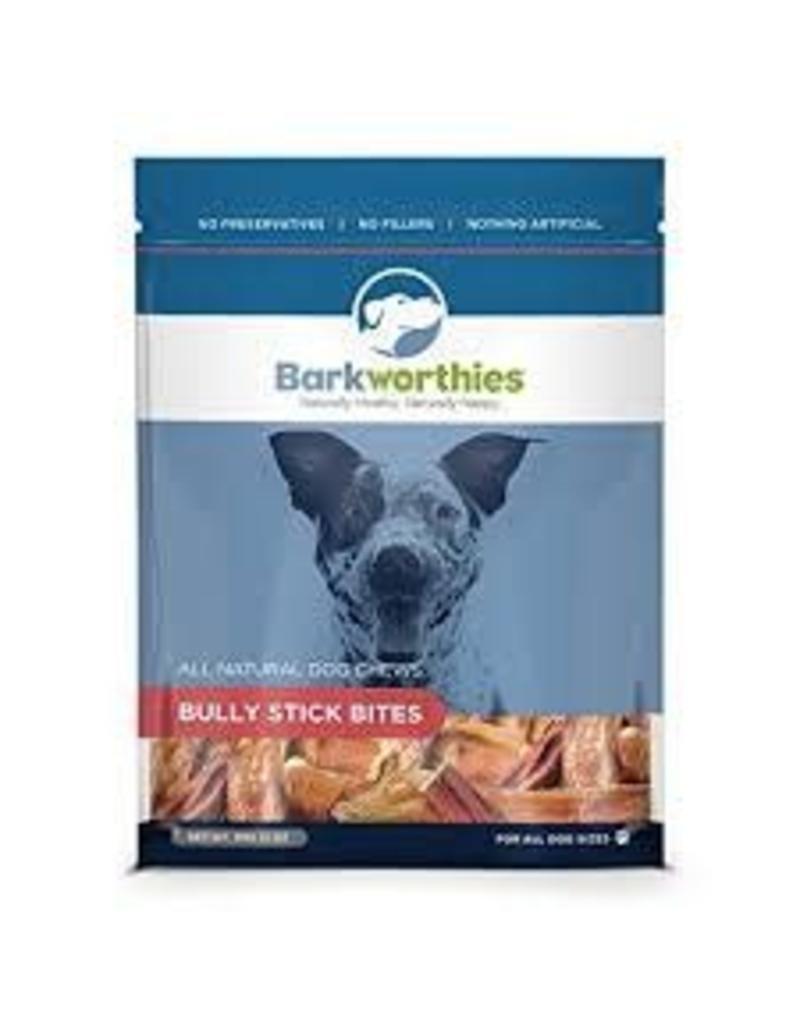 Barkworthies Barkworthies Bully Stick Bites 12oz Dog Naturals Grooming